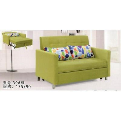 小户型简约现代单双三人可拆洗中式田园沙发鸿运家具
