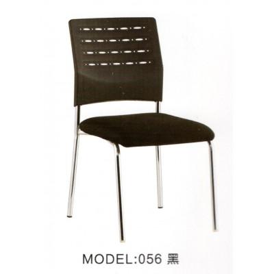 会客椅电脑椅培训椅办公椅子职员椅可堆叠会议椅磊琪隆办公家具