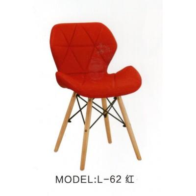 伊姆斯椅子创意个性现代简约书桌家用书房靠背椅磊琪隆办公家具