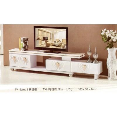 小户型伸缩电视柜 客厅现代简约视听柜新华峰家具