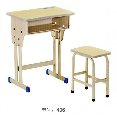 学校家具学生课桌椅塑钢儿童培训班课桌椅华宇家具华宇家具