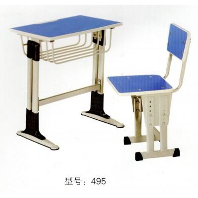 可升降中小学生课桌椅学校辅导班培训班补习班课桌儿华宇家具