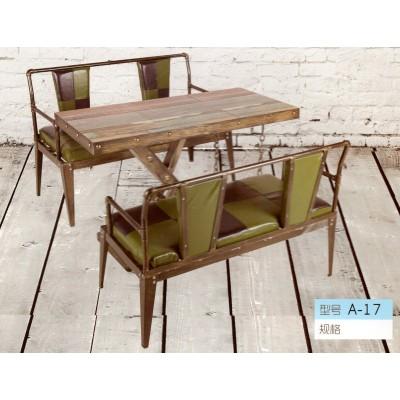 西餐厅沙发卡座咖啡馆奶茶甜品店桌东福超强