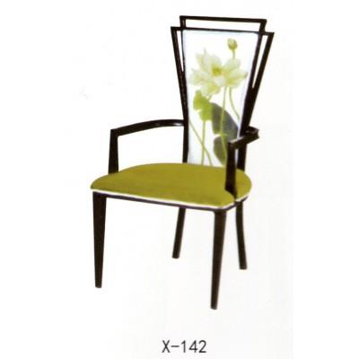 古典现代中式餐厅桌椅饭店酒店会所宴会厅餐椅椅鑫兴家具