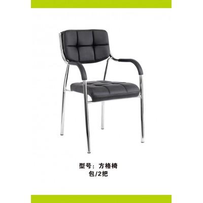电脑靠背椅四脚椅子家用商务用办公室椅三跃办公椅