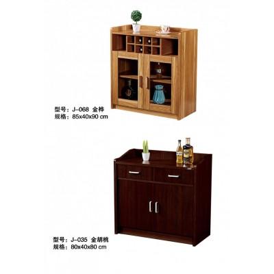 置物柜隔断柜储物柜带玻璃餐边柜酒水柜碗柜茶水柜厨房橱柜家用