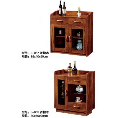 小酒柜餐边柜现代简约茶水柜整装餐厅储物柜多功能碗柜免漆经济型