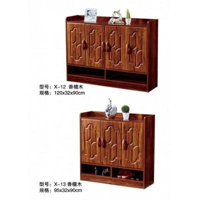 简约进门鞋柜多功能简易经济型新款柜中式隔断门厅柜超薄玄关