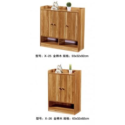 门口鞋柜简约现代门厅柜简易组装鞋柜家用玄关柜经济型省空间