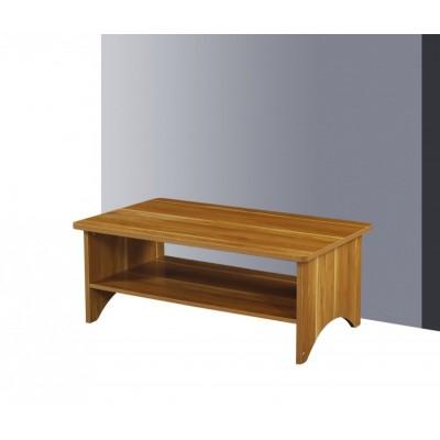 木质感茶几客厅简约双层大茶几小户型桌子简约现代边几边桌家具