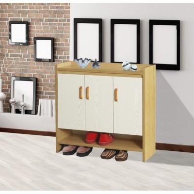 简约现代鞋柜烤漆多功能简易经济型组装大容量玄关门厅柜