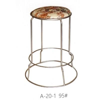 时尚欧式创意小圆凳子 餐桌椅茶几凳布艺凳折叠凳板凳鑫宝登业