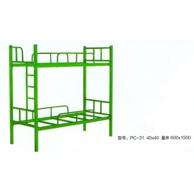 床学生公寓上下铺高低床简易母子床工地午休床鹏程床业
