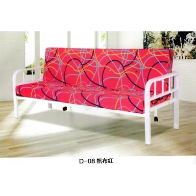 沙发房可折叠沙发床午休双人三人小户型布艺小沙发大凯家具