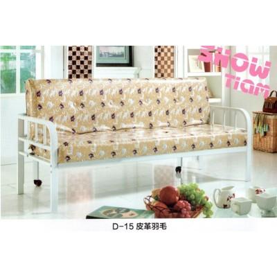 两用折叠沙发床简易小户型沙发单人双人三人懒人沙发大凯家具