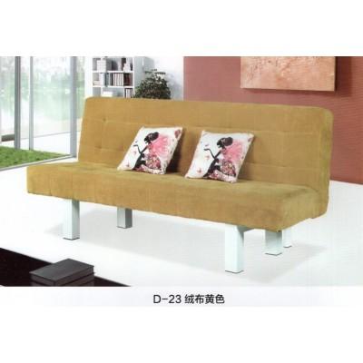 布艺可拆洗多功能折叠沙发床小户型懒人客厅坐卧两用大凯家具