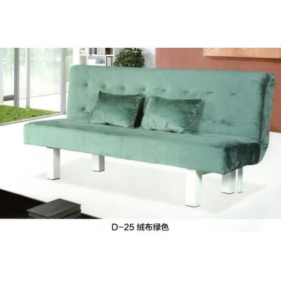 现代布艺沙发双人三人小户型卧室客厅沙发组合贵妃布沙发大凯家具