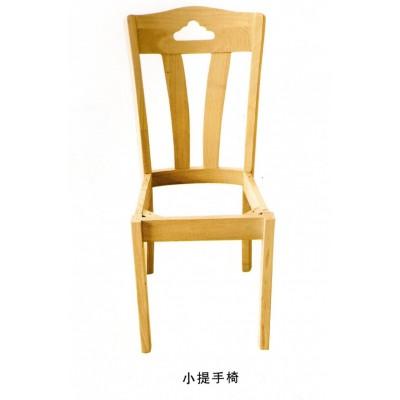 全实木餐椅原木色靠背松木椅子整装凳子家用餐椅木头椅子博超木业