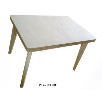 餐桌北欧餐桌椅组合桌子家用简约经济型长方形烤漆饭桌澎渤木业