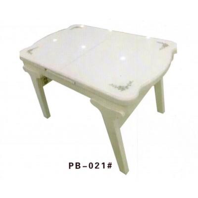 简约现代小户型北欧折叠餐桌多功能伸缩餐桌澎渤木业