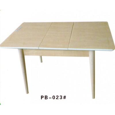 北欧纯实木拉伸蝴蝶餐桌创意白橡木饭桌日小户型澎渤木业