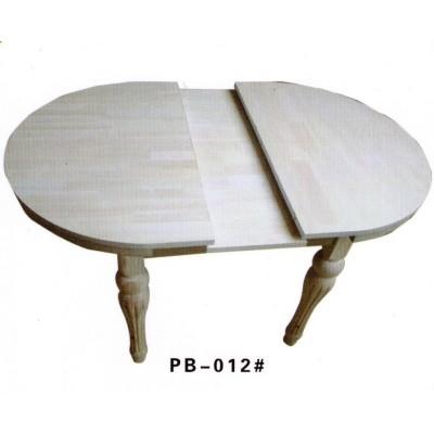 地中海白两用餐桌椅组合可伸缩小户型折叠饭桌多功能餐台澎渤木业