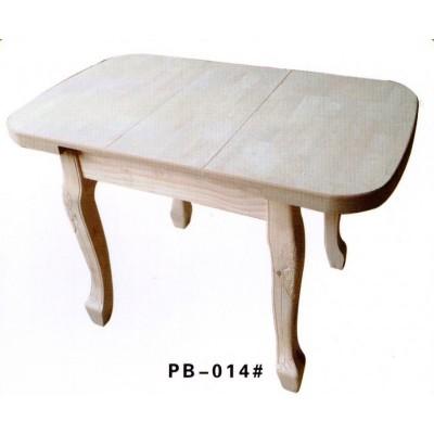 餐桌椅凳简约现代家用经济小户型长方形实木餐厅吃饭桌子澎渤木业