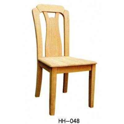 时尚简约现代餐厅 中式橡木实木餐椅 全实木餐椅海汇木业