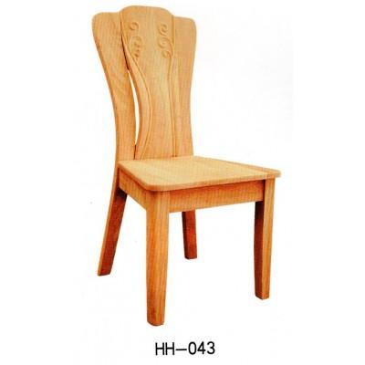 全实木餐椅简约水曲柳餐椅纯实木家具实木椅舒适椅子海汇木业