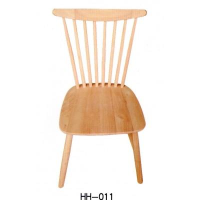 北欧实木温莎椅 休闲简约餐厅咖啡客厅家居餐椅海汇木业