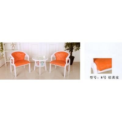 欧式桌椅三件套装组合现代简约阳台休闲卧室宾馆茶几卫戍家具