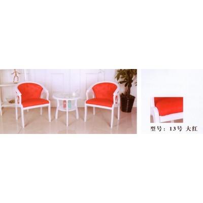 围椅实木围椅 围椅三件套围椅沙发围椅单人实木小圆茶几卫戍家具
