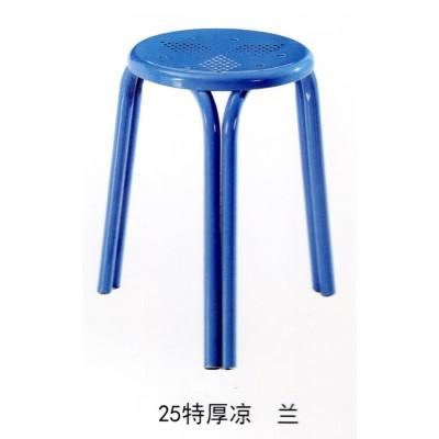 简约椅子圆凳家用餐凳方凳餐桌凳板凳塑料换鞋凳折叠凳子